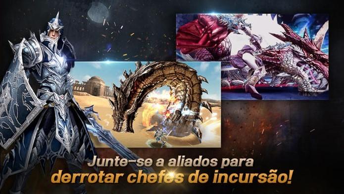 Evilbane tem gráficos de ponta e jogabilidade hackn slash (Foto: Divulgação / Netmarble)