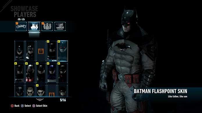 Thomas Wayne, o Batman de Ponto de Ignição (Foto: Reprodução/Felipe Vinha)
