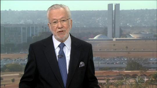 Alexandre Garcia comenta corrupção em obras públicas