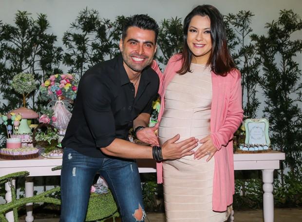 JP Mantovani e Lissah Martins (Foto: Manuela Scarpa/Brazil News  )
