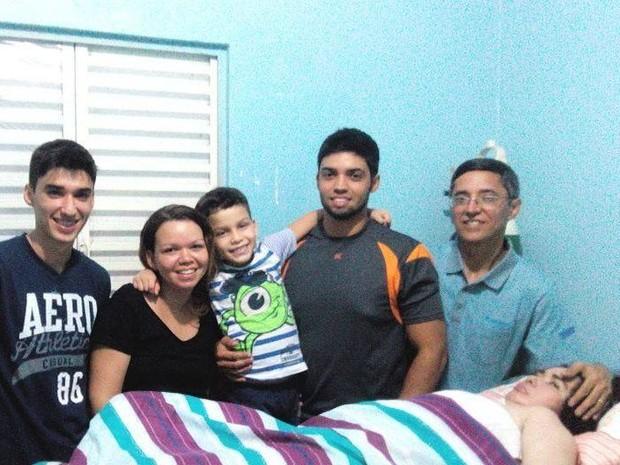 Família (Foto: Arquivo pessoal)