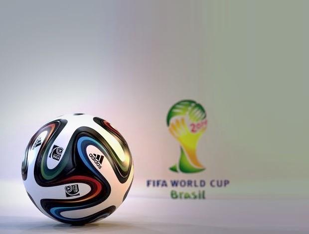 bola da copa do mundo 2014 braazuca