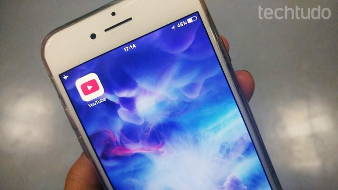 Como mudar o nome de seu canal do YouTube pelo celular  (Foto: Anna Kellen Bull/TechTudo)