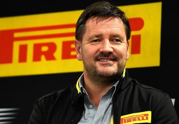 Paul Hembery é o novo presidente da Pirelli na América Latina (Foto: Reprodução/Facebook)