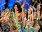 'É um exemplo de luta', diz mãe da Miss Brasil 2016, Raissa Santana