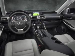 Lexus IS 250 Luxury (Foto: Divulgação)