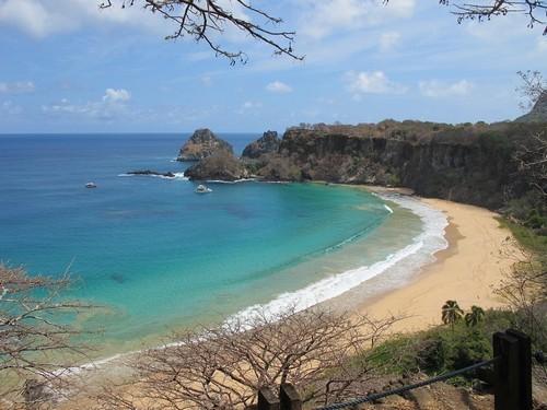 Foto (Foto: Praia do Sancho Foto: Victor Costa)