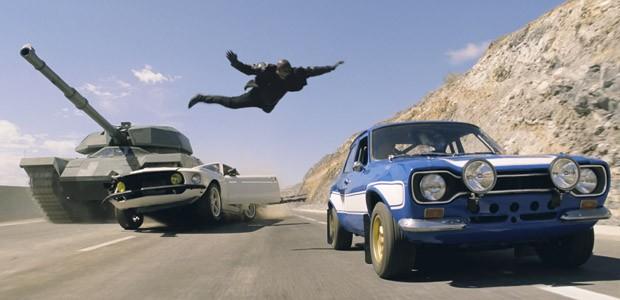 Sexto filme da franquia Velozes e Furiosos segue receita dos demais possantes em alta velocidade e muitas cenas de ação (Foto: Divulgação)