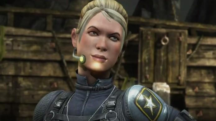 Cassie Cage parece ter seguido a carreira de sua mãe Sonya Blade (Foto: Heroes Wiki)