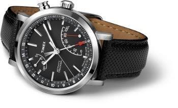7031164227e Timex lança seu 1º relógio analógico com multifunções para ...
