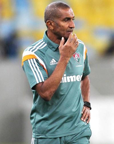 Cristovão borges, Fluminense X Botafogo (Foto: Paulo Sergio / Photocamera)