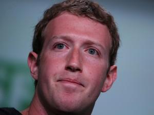 O fundador e CEO do Facebook, Mark Zuckerberg. Ele telefonou para Obama para reclamar das atitudes do governo (Foto: Justin Sullivan/Getty Images)