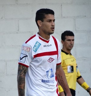 Matheus Lopes Tombense (Foto: Bruno Ribeiro)