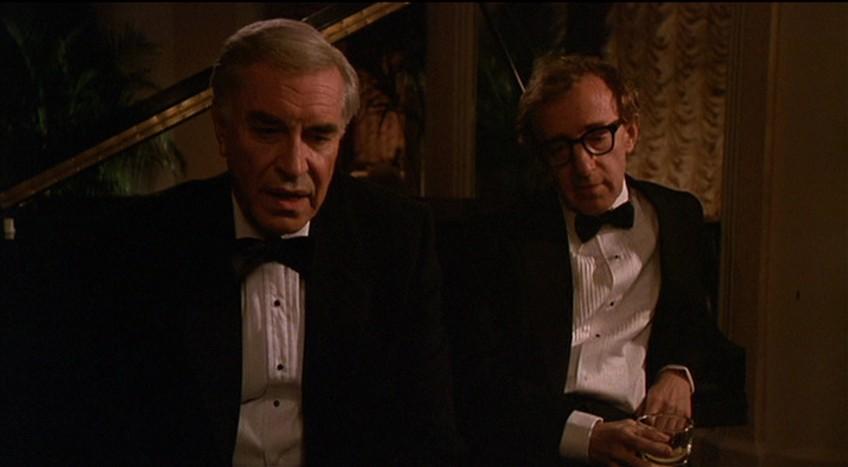 Woody Allen em Crimes e Pecados (Foto: Divulgação)