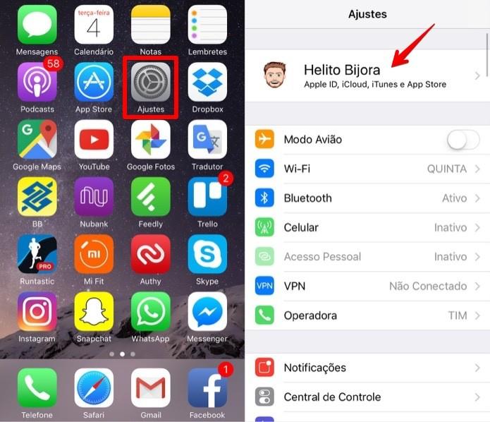 Como cancelar a assinatura de um aplicativo pago no iPhone