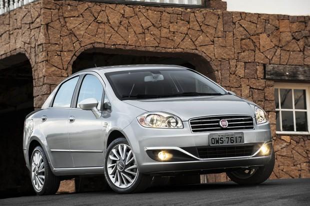 Fiat Linea 2016 (Foto: Divulgação)