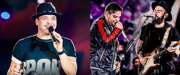 Multishow vai reexibir shows de Wesley Safado e Jorge e Mateus, no Villa Mix Goinia (Foto: Reproduo)