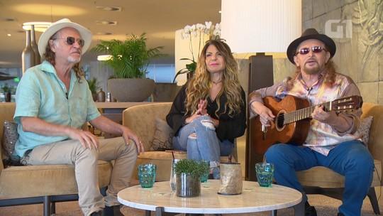 Alceu, Elba e Geraldo prometem 'Grande Encontro' no palco e com plateia do Rio