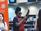 Ex-BBB Roberta perde voo por não encontrar RG e vai a delegacia no Rio