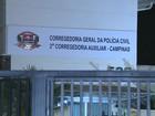 Policial Civil de Campinas é preso por suspeita de tentativa de roubo