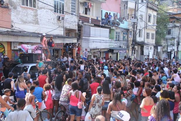 Nego do Borel e Ludmila (Foto: Rodrigo dos Anjos/AgNews)