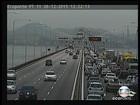 Trânsito fica livre após retenções na saída do Rio para Região dos Lagos