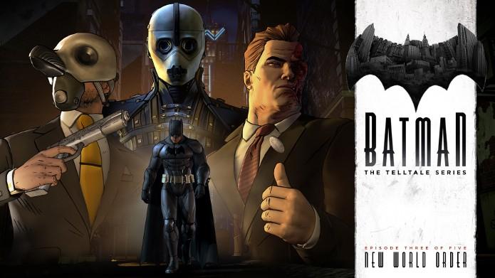 A vida do Homem Morcego vira uma bagunça em Batman: The Telltale Series: EP 3 New World Order (Foto: Divulgação/Telltale)