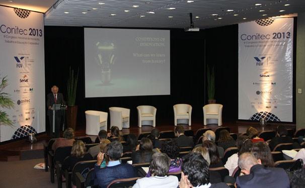 Conitec 2013 (Foto: Globo/Juan Crisafulli)