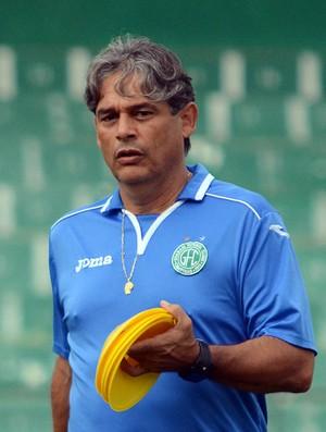 Marcelo Veiga técnico Guarani (Foto: José da Cunha / Guarani FC)