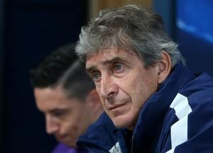 Manuel Pellegrini manchester city (Foto: Reuters)