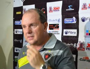 Marcelo Vilar, treinador do Botafogo-PB (Foto: Amauri Aquino / GloboEsporte.com/pb)
