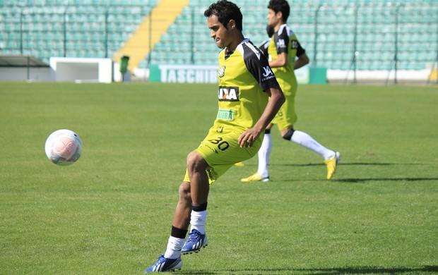Tchô Figueirense (Foto: Luiz Henrique/Figueirense FC)