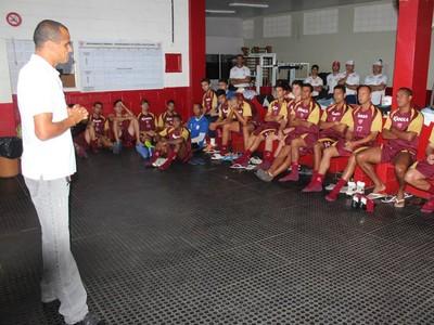 Rivaldo, Mogi Mirim (Foto: Geraldo Bertanha/ Mogi Mirim)