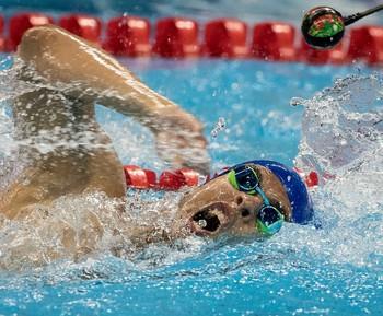 Matheus Rheine, natação  (Foto: Daniel Zappe / MPIX / CPB)