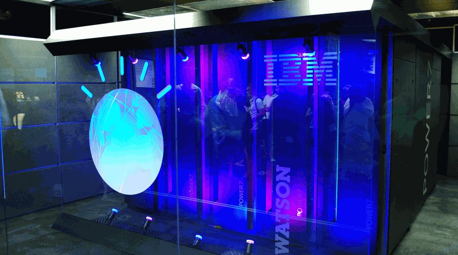 IBM Watson inteligência artificial (Foto: Reprodução/Endeavor)