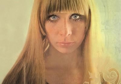 Rita Lee na capa de 'Built up', de 1970
