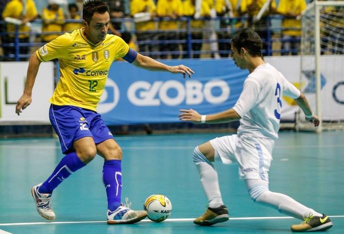 Brasil x Guatemala - Grand Prix - Falcão (Foto: Marcelo Zanbrana)
