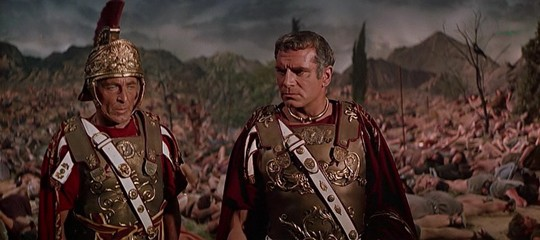 'Spartacus' (1960) (Foto: Divulgação)