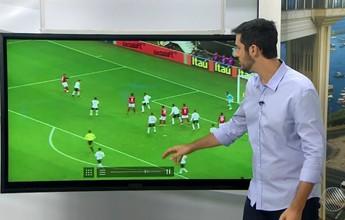 """Castelluci analisa revés do Vitória para o Timão: """"Não fez uma partida ruim"""""""