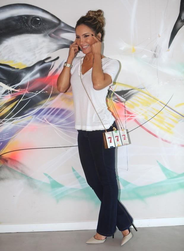 Claudia Leitte (Foto: Iwi Onodera/ EGO)