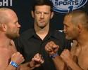 """Em """"duelo de 78 anos"""", Boetsch e Hendo tentam sair da má fase no UFC"""
