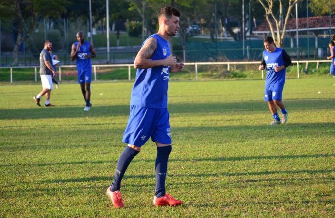 Cecel São José dos Campos FC (Foto: Danilo Sardinha/GloboEsporte.com)