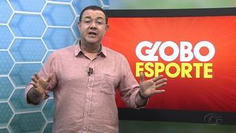 Confira o Globo Esporte  desta sexta (30/09) na íntegra