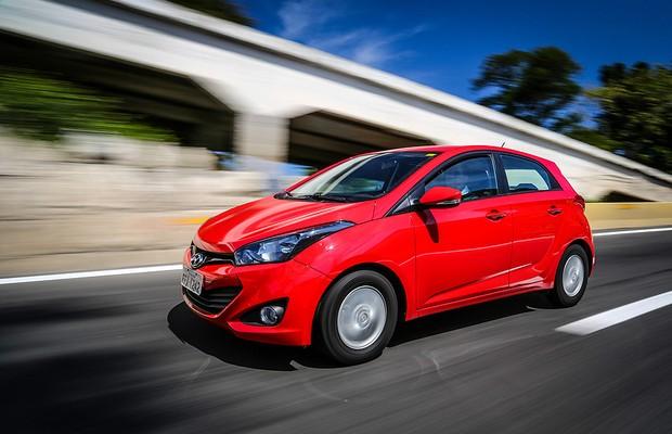 Hyundai HB20 foi eleito Carro do Ano 2013 (Foto: Rafael Munhoz)
