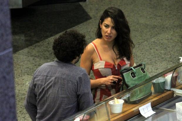 Gisele Itié e Guilherme Winter (Foto: PHOTO RIO NEWS)