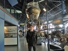 Fã de aviões, jovem de SP vai estudar engenharia aeroespacial nos EUA