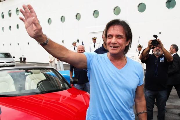Roberto Carlos (Foto: Manuela Scarpa / Foto Rio News)