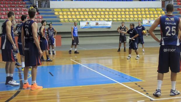 reapresentação mogi basquete 2 (Foto: Rodrigo Mariano)