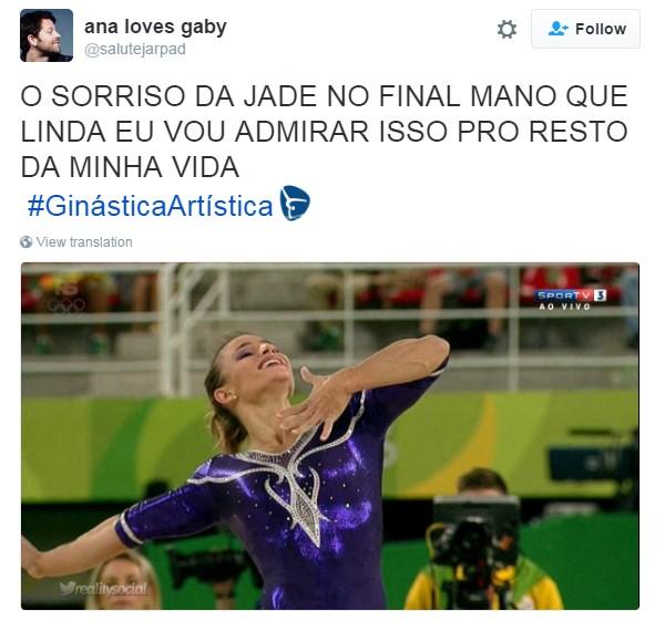 meme primeiro fim de semana olimpíada 4 (Foto: Reprodução/Twitter)