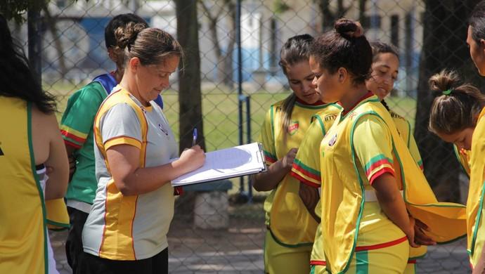 c4cb2dc905 seleção gaúcha futebol feminino técnica Patrícia Gusmão (Foto  Thiago Lopes    AGFF)